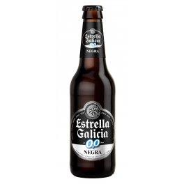 Estrella Galicia 00 negra