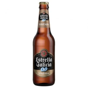 Estrella Galicia 00 tostada