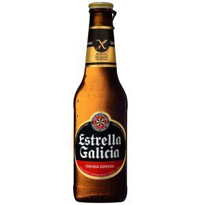 Estrella Galicia especial sin gluten