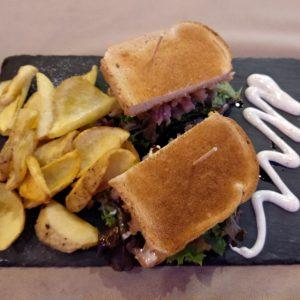 Sandwich Deluxe Nórdico