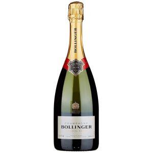 Bollinger champagne francés