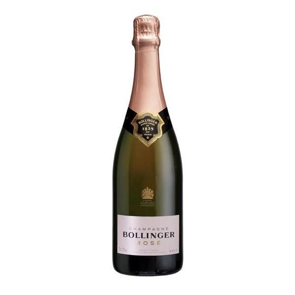 Bollinger Rose champagne francés rosado