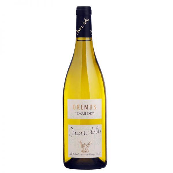 Oremus Mandolas Furmint Vega Sicilia viñedos en Tokaji (Hungria)
