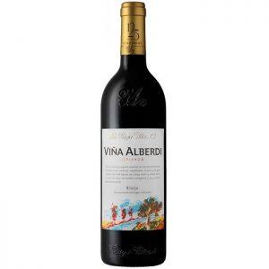 Viña Alberdi crianza Rioja Alta