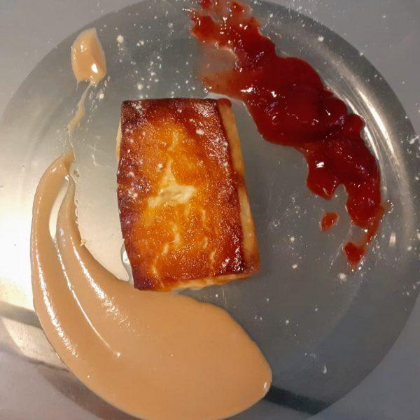 Torrija carmelizada